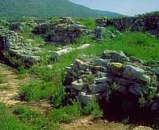 artemis temple partheni